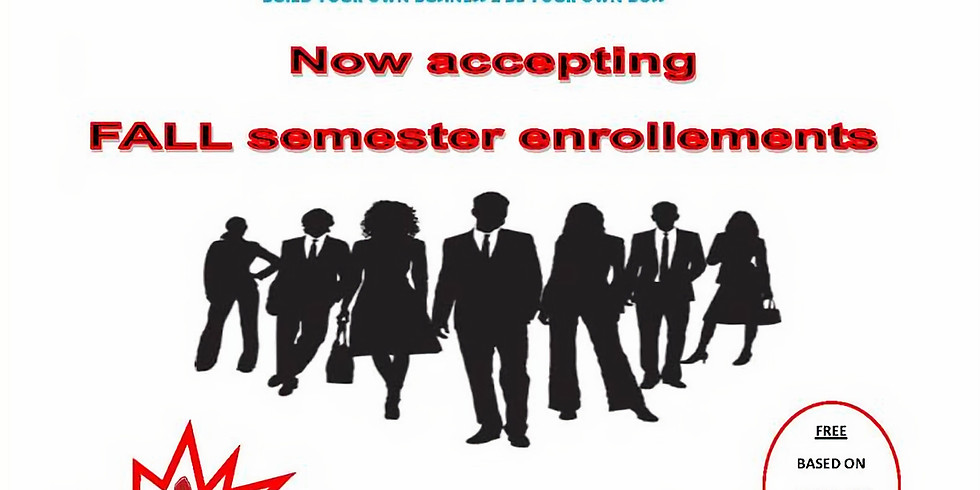 BYOB Fall Semester Enrollments