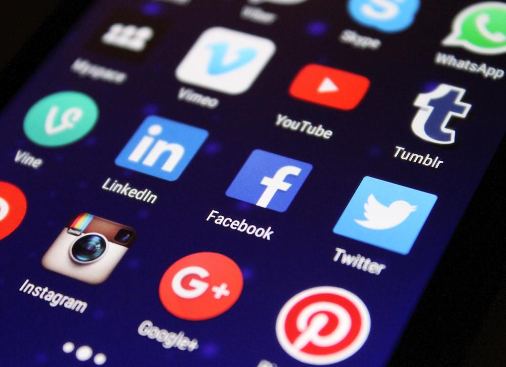 social media in events