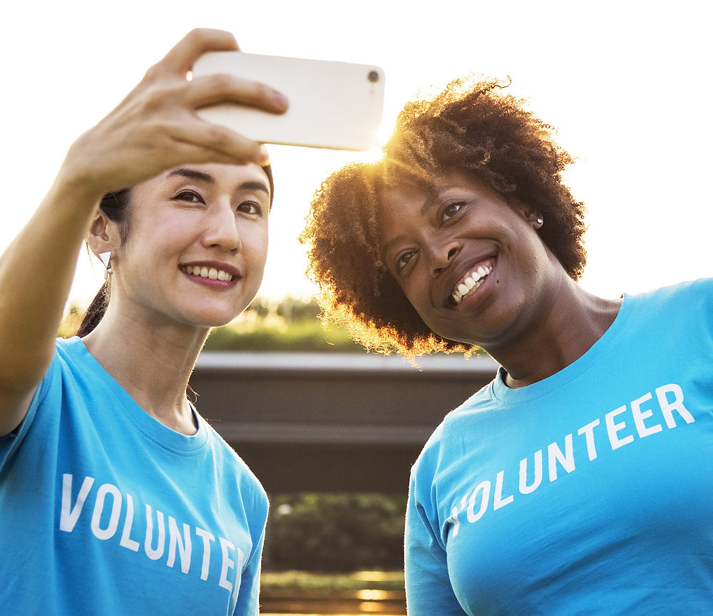 get some volunteers or intern to help you out in exchange of a certificate or experience