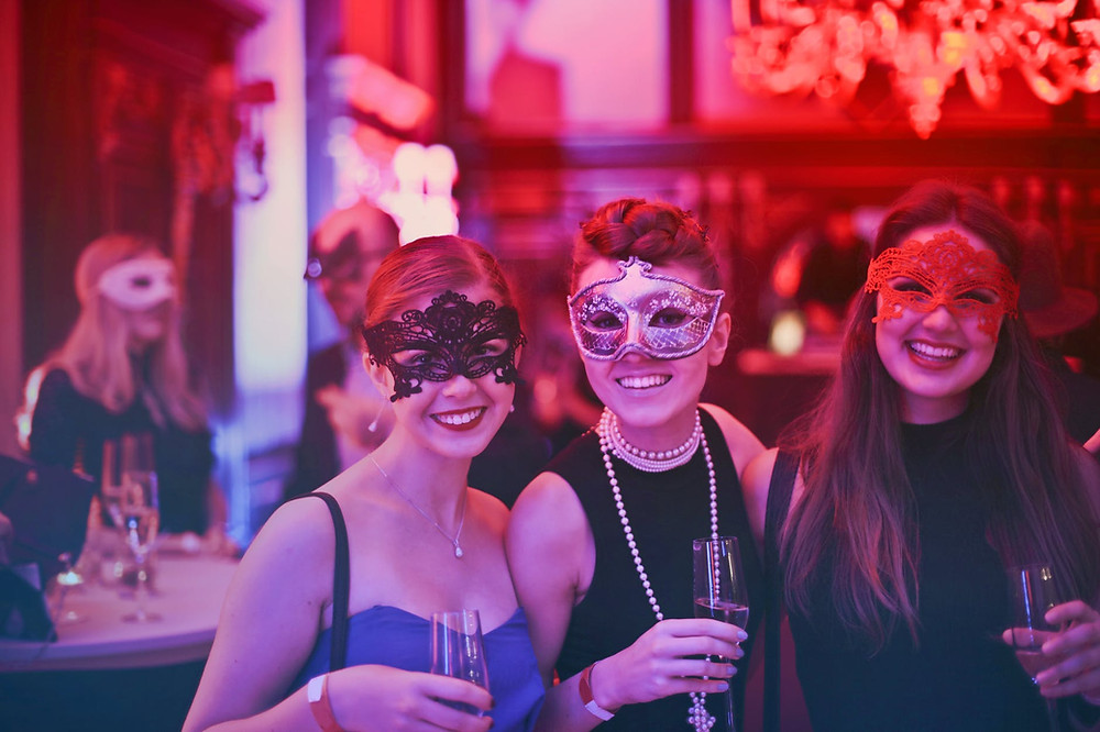 weekend theme parties to build employee engagement