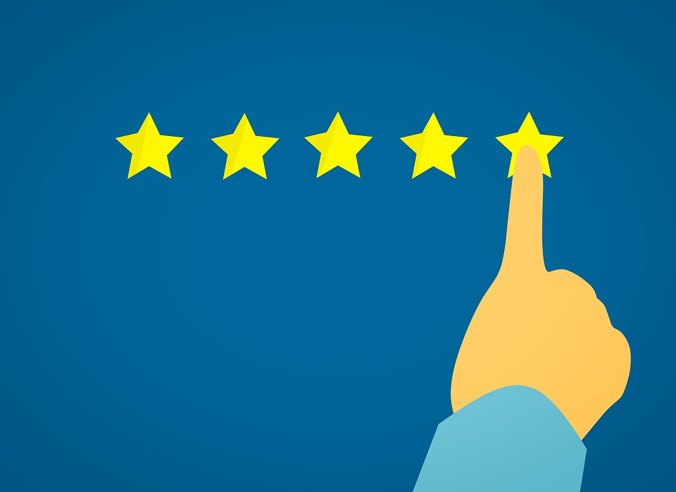 gather more good reviews from satisfied customers