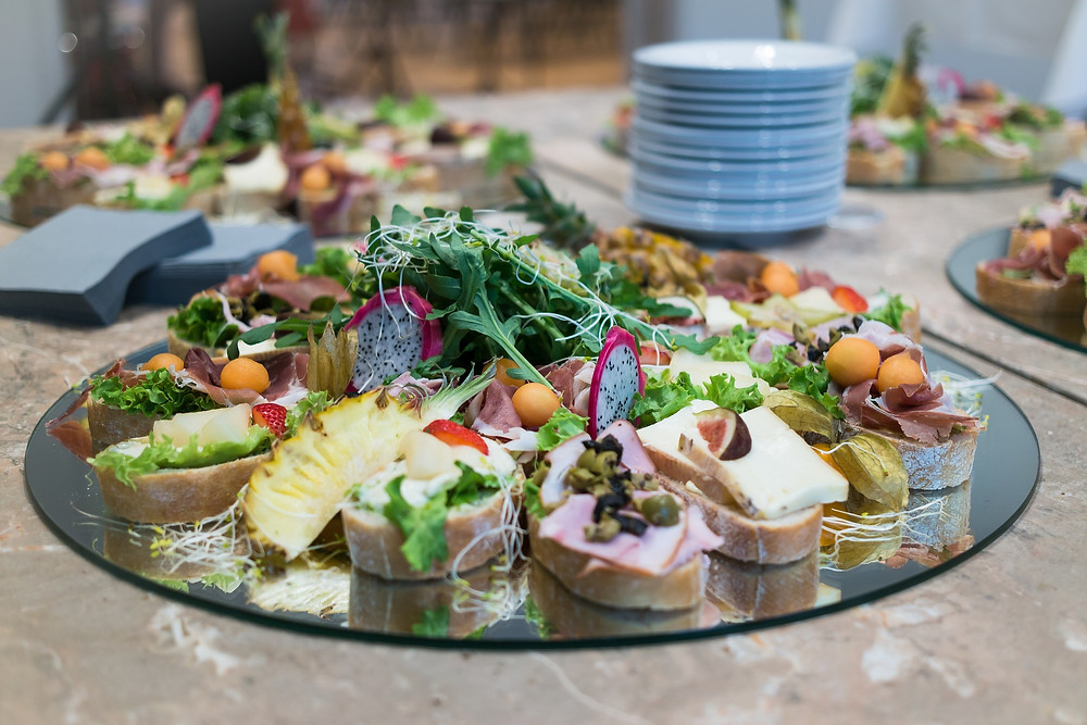 simplify your food and beverage for your event