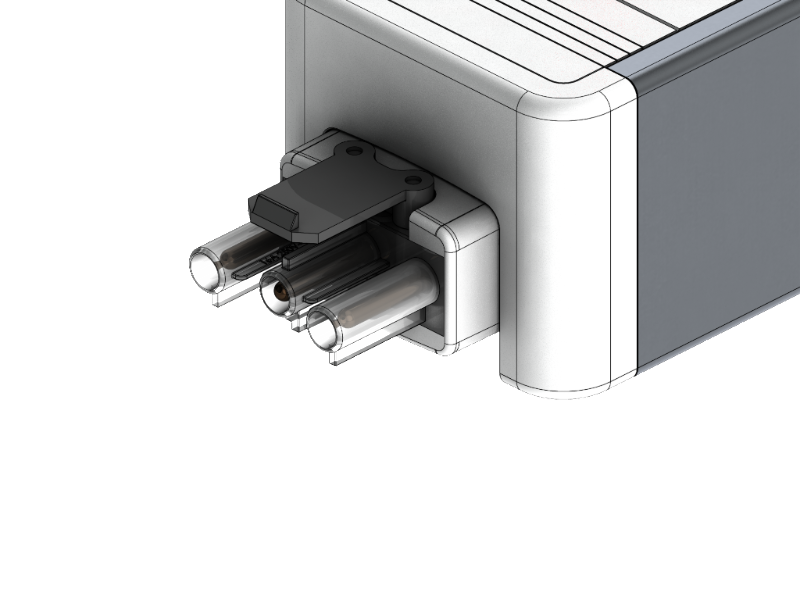 2) New Swivel Connector