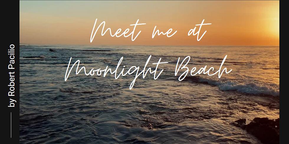 """Virtual Book Club 3/27/21:  """"Meet Me At Moonlight Beach"""""""