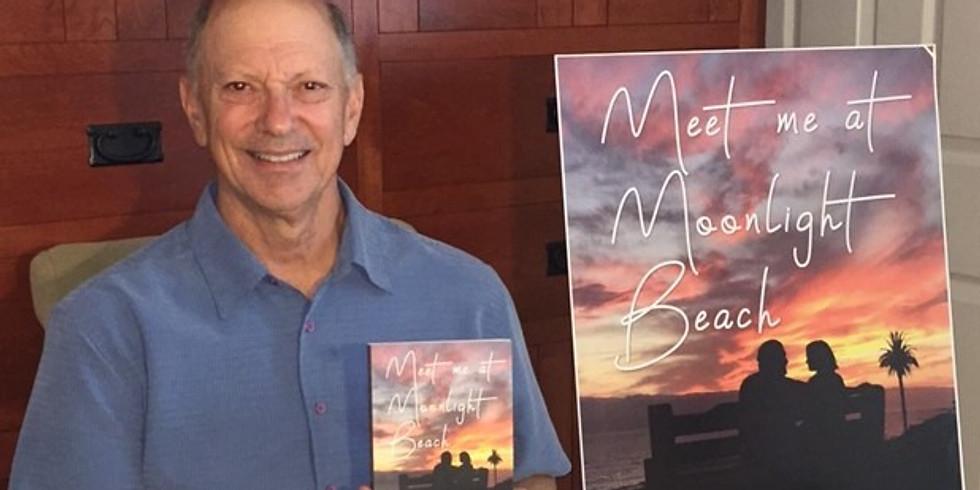 """Virtual Book Club:  """"Meet Me At Moonlight Beach"""""""