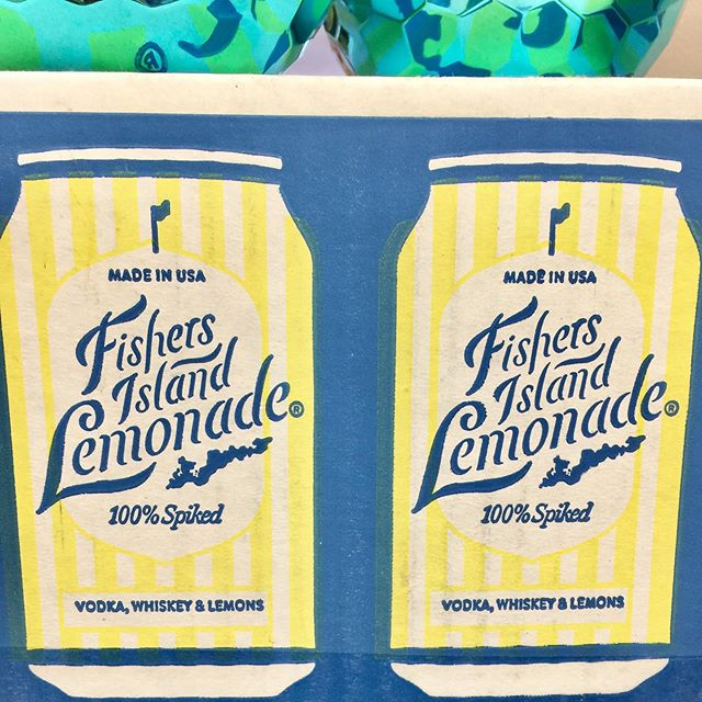 Cool Off with Fishers Island Lemonade fo