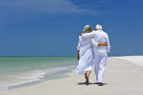 bigstock-Rear-View-Of-Senior-Couple-Wal-