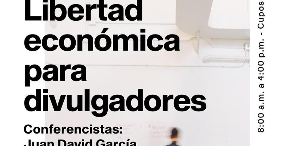 Libertad económica para divulgadores