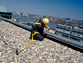 Restoration Insurance Tips:  Workers Compensation and Fall Protection