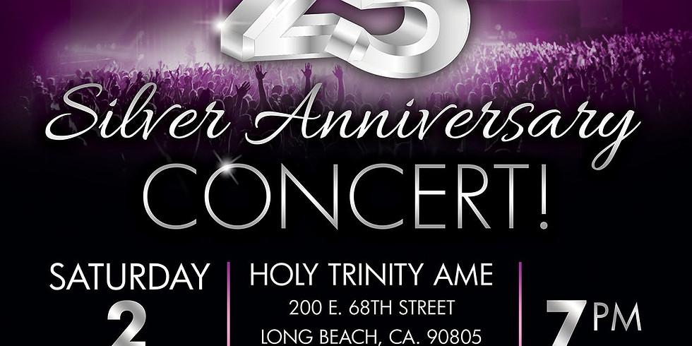 25th Silver Anniversary Concert