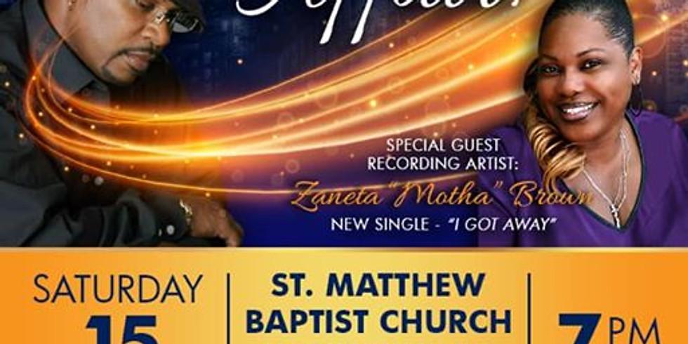 Tim Bishop Brown's Annual Birthday Concert