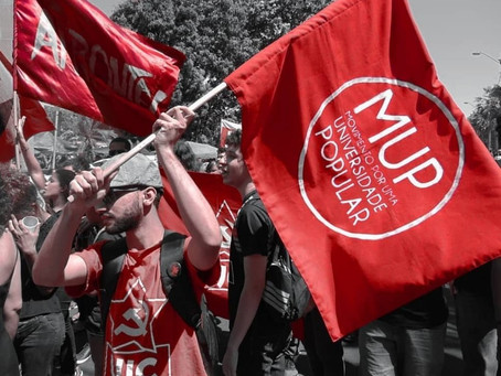 Nota do Movimento por uma Universidade Popular (MUP)