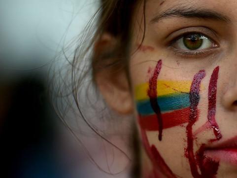 Os colombianos não querem apenas um novo governo – eles querem o fim do neoliberalismo