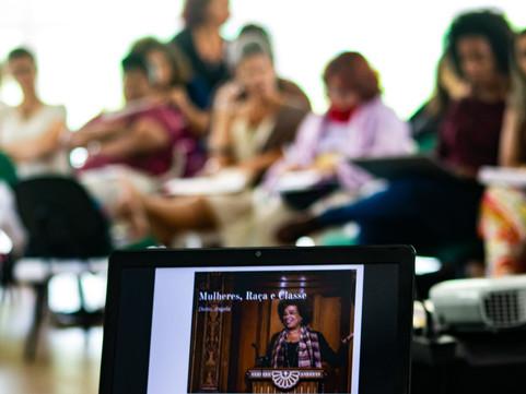 Institucionalização da Escola Nacional de Formação de quadros Marielle Franco