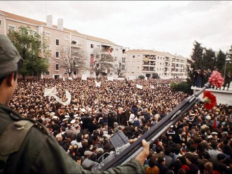 Há 46 anos: como o desconfinamento do povo de Lisboa deu início à revolução