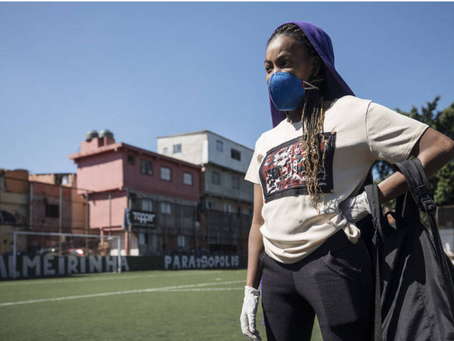 A resistência das favelas e periferias em tempos de pandemia