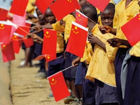 China: tão distante do imperialismo quanto do sul global