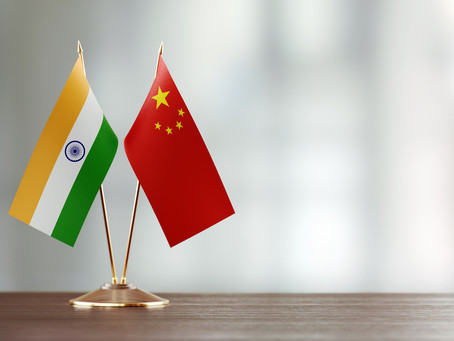 As relações entre a Índia e a China e os recentes conflitos na fronteira