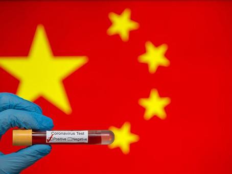 China en el torbellino global de la Covid-19