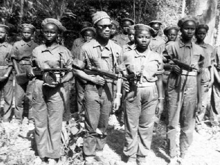 Da revolução em África: desde Guiné e Cabo Verde