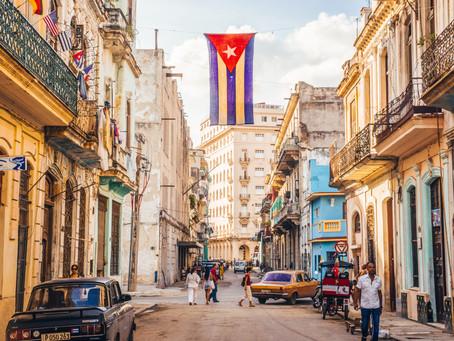 Solidariedade ao povo cubano. Fim imediato do bloqueio criminoso dos EUA!