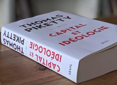 """Resenha crítica do livro """"Capital et Idéologie"""" de Thomas Piquetty"""