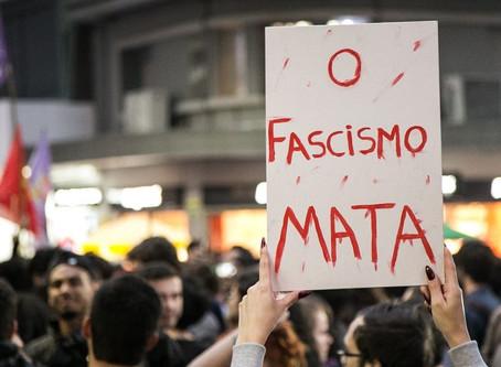 Barrar o fascismo antes que seja tarde