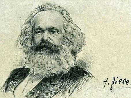Karl Marx lutou pela liberdade