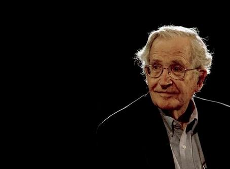 Apelo de Chomsky à Internacional Progressista