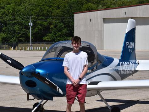 Why I Fly - Andrew K.