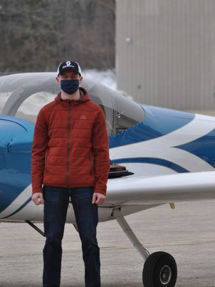 First Solo - Rob S.