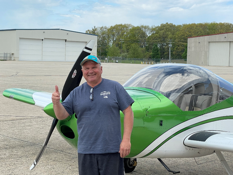 First Solo - Tim K.