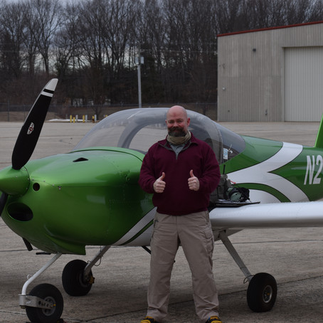 First Solo - Jim C.