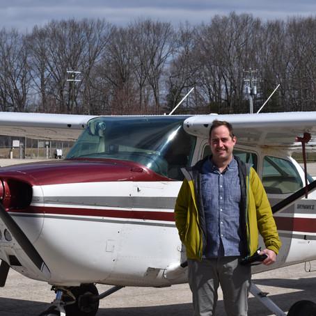 CHECKRIDE PASSED! - New Instrument Pilot Ian R.
