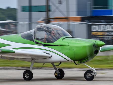 CHECKRIDE PASSED! New Private Pilot Stephen R.