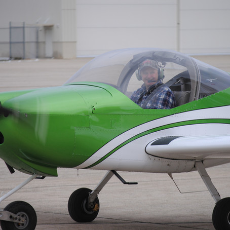 First Solo - Rob K.