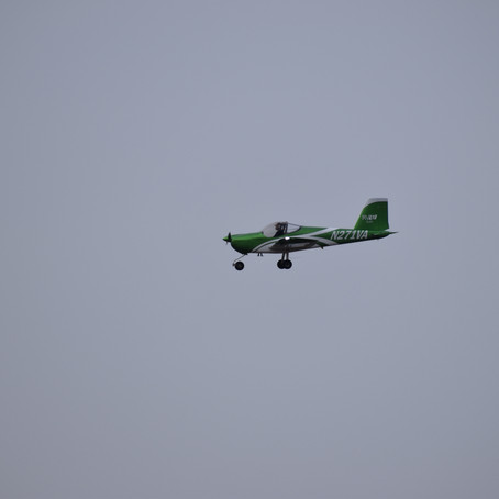 First Solo - Will S.
