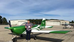 Checkride PASSED! New Private Pilot Will S.