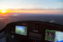 RV12 sunset