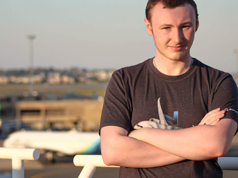 Why I Fly - CHI Student Pilot Aaron P.