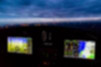 RV12 sunset