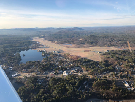 November Airport of the Month - Keene Dillant-Hopkins Airport (KEEN)