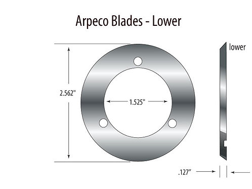 Arpeco Blades - Lower
