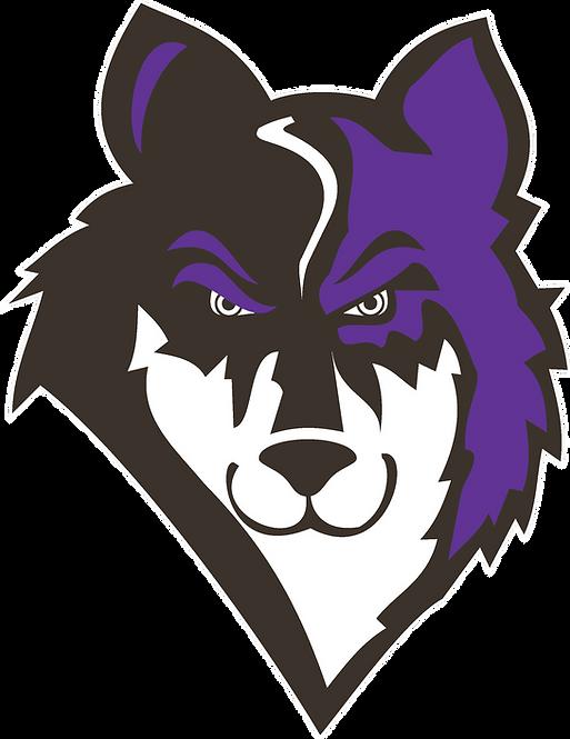 Ottawa Valley Wolves Vectored Logo - V2.