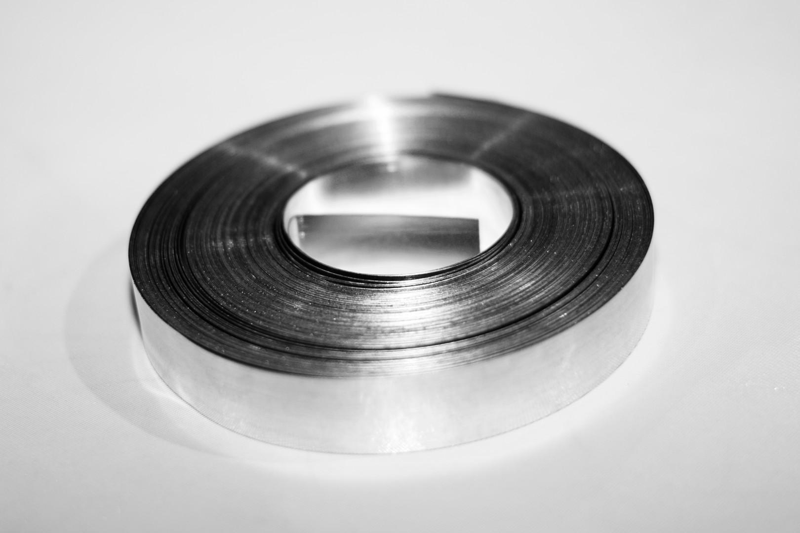 galvanized duct strap