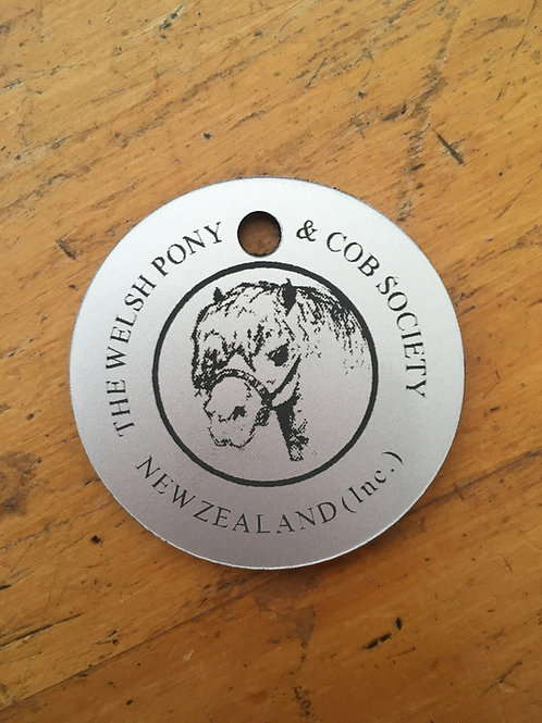 NZ Welsh Pony and Cob Society ID