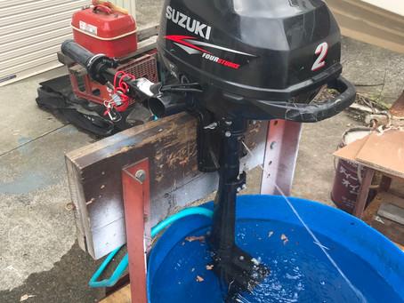 小型エンジンの修理もやってます!