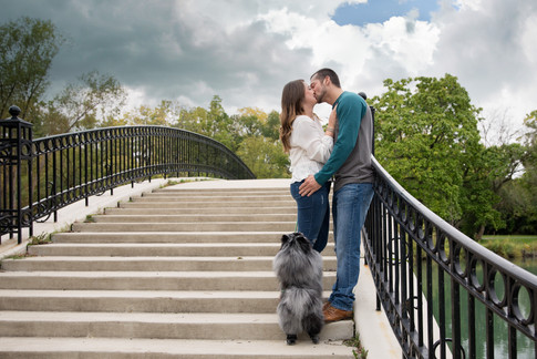 Southgate, MI Engagement Photography-2.j