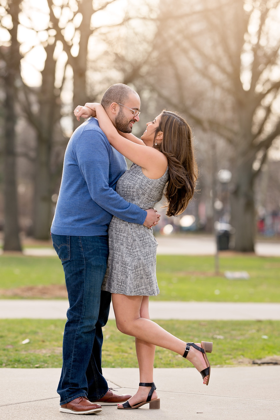Ann Arbor, MI Engagement Photography-12.