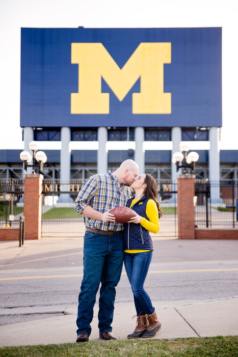 Ann Arbor, MI Engagement Photography-5.j